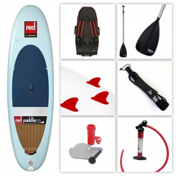 RED PADDLE 9'6 All Water RSS