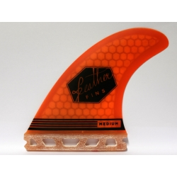 FEATHER FINS Ultra light orange FT