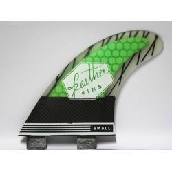 FEATHER FINS Super Light Vert Thruster FCS