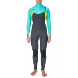 RIP CURL 2015 Flash Bomb 5/3 Chest Zip Women