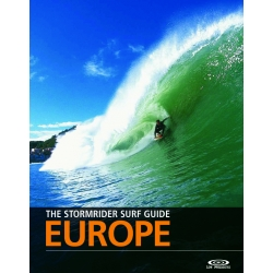 "STORMRIDER Surf guide Europe ""Big book"""