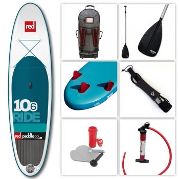 RED PADDLE 2015 10'6 Ride