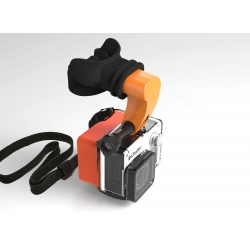 MYGO Mouth mount GoPro
