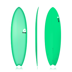 TORQ Fish 6'3 Colored