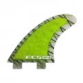 FCS MF-2 PC Tri Fin Set