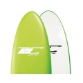 SOFTECH TC 5'4 Quad Pro Model lime