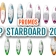 Promotions SUP Starboard 2014