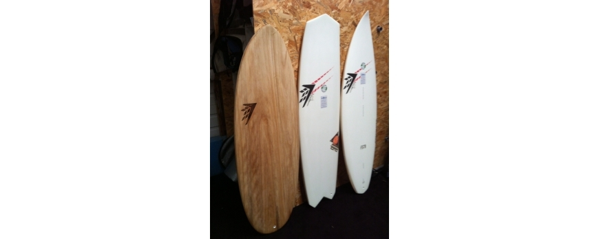 Firewire nose style…